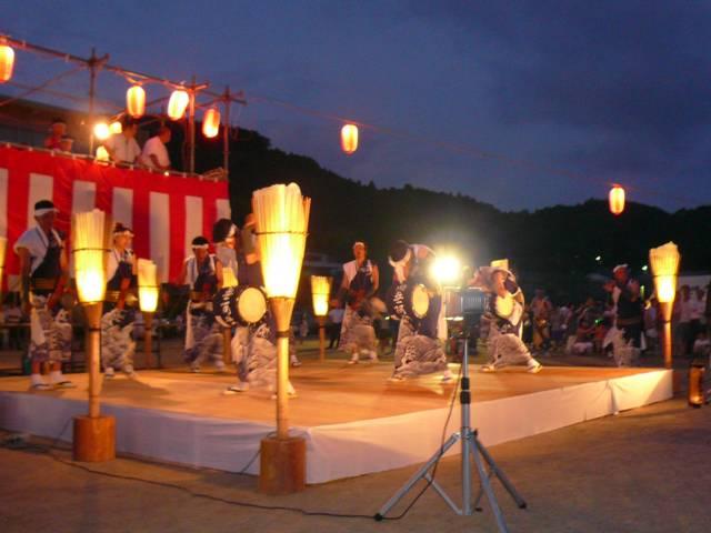遠野町じゃんがら念仏踊り大会